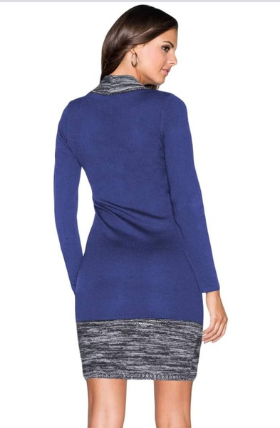 Bonnie - knitted pencil dresses picture