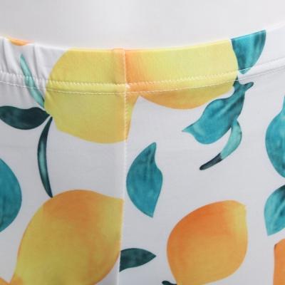 Lemons leggings 2 piece set picture
