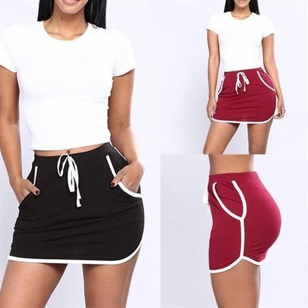 Sportsy - pocket mini skirts picture