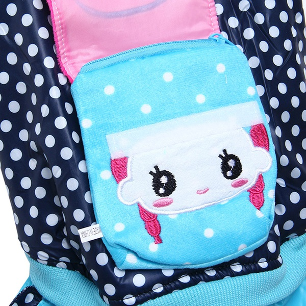 Pocket mini back pack onesie picture