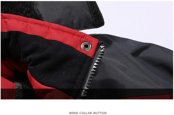 Ice stealth - waterproof hooded jacket picture
