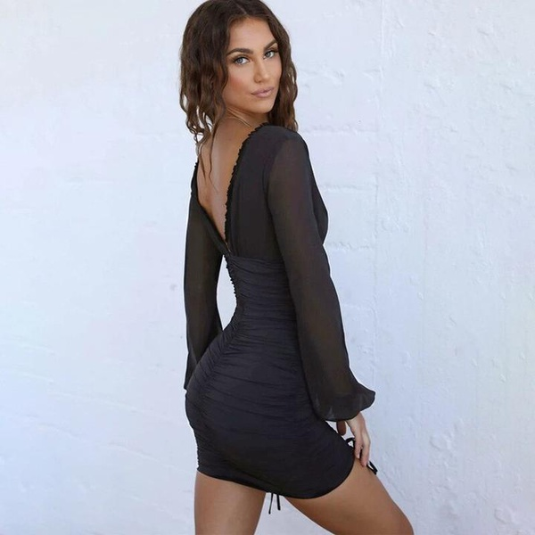 Kerry mini dresses picture