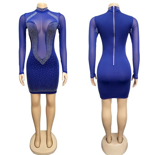 Mariah bodycon dress picture