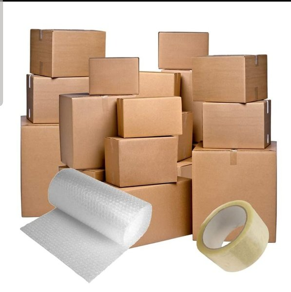 Moving kits & packaging picture