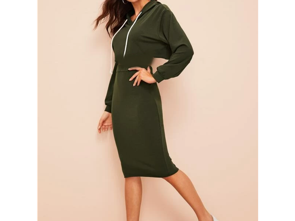 Lorraine - tracksuit style skirt and hoodie set picture