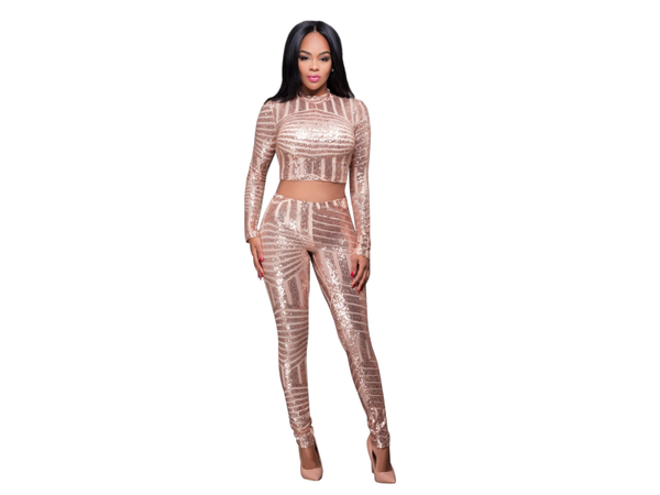 Colby sequin 2 pc sets picture
