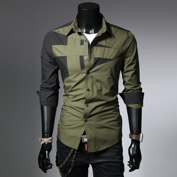 Diego shirt - green picture