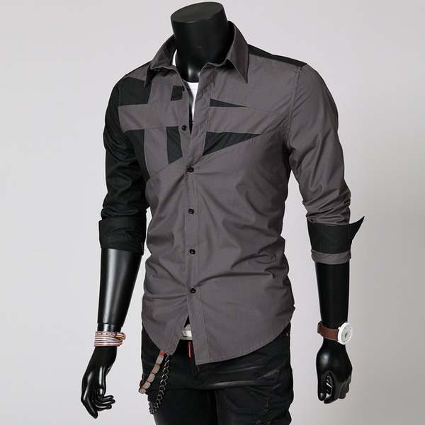 Diego shirt - grey picture