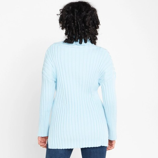 Double polo jersey - blue picture