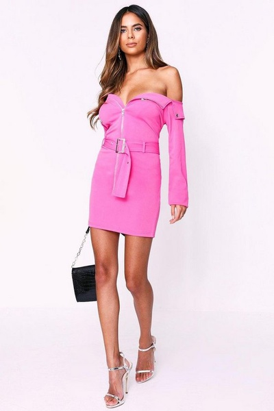 Pink penelope dress picture