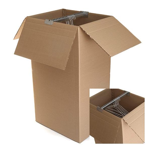 Hanger / wardrobe box picture