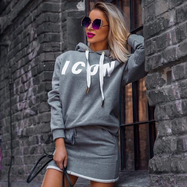 Icon dress - grey picture