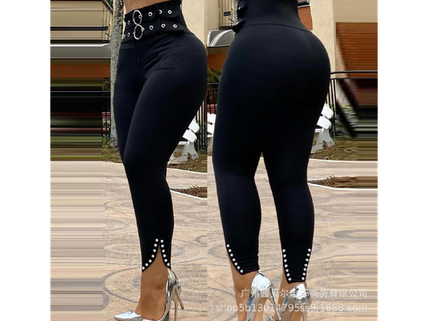 Jayleen buckle trousers picture
