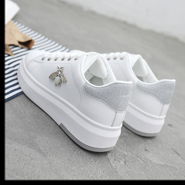 Majestica sneakers - silver picture