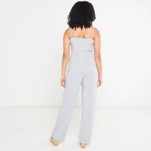 Milah jumpsuit - grey picture
