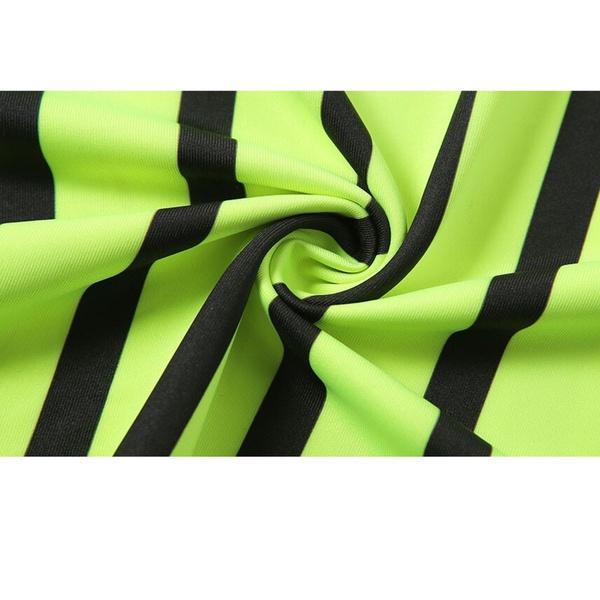 Neo girl long sleeve bodycon mini dress green picture