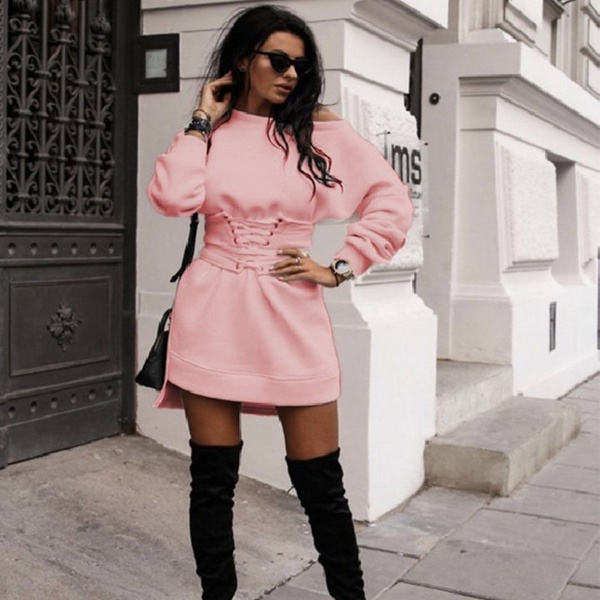 Stacey dress - pink picture