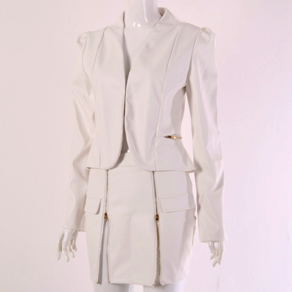 Reyna suit - white picture
