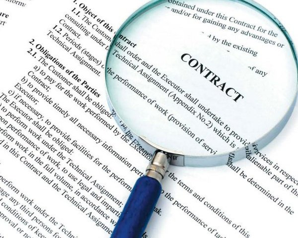 Sub-contracting; how do you enforce onerous terms & conditions in the contract picture