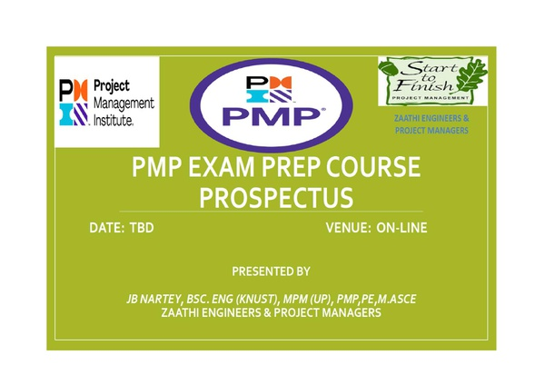 Online pmp exam prep lessons picture