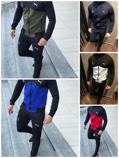 Puma tracksuits picture