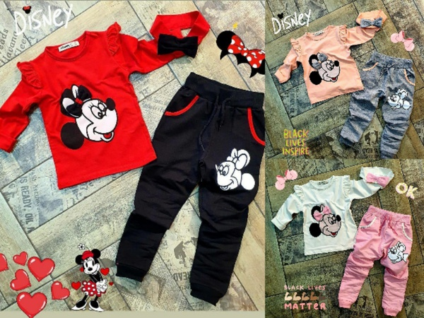 Mickey mouse tracksuits picture