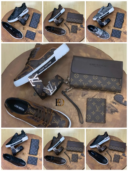 Louis vuitton shoes picture
