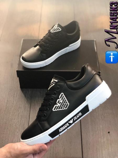 Armani shoes picture