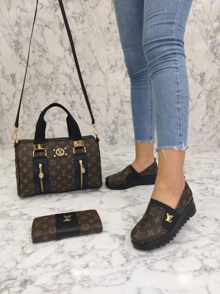 Louis vuitton platform shoes picture