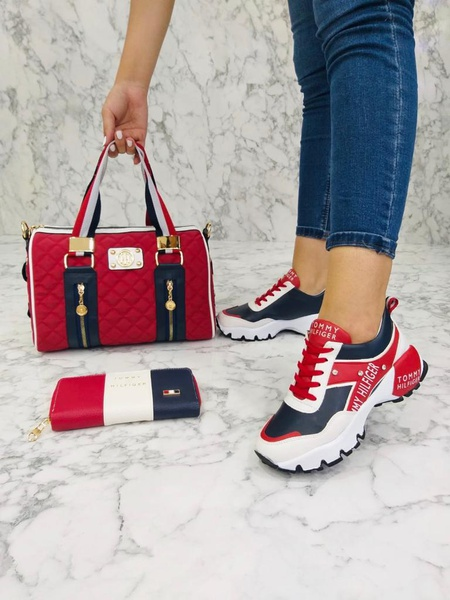 Tommy hilfiger sneaker picture