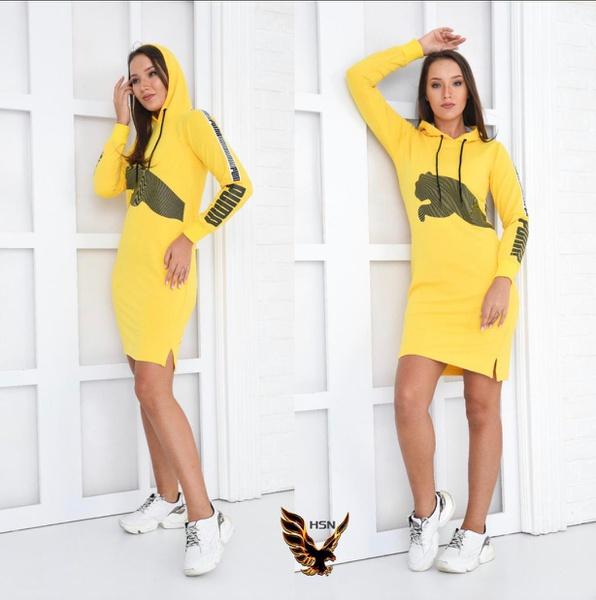 Puma  hoodie dresses picture