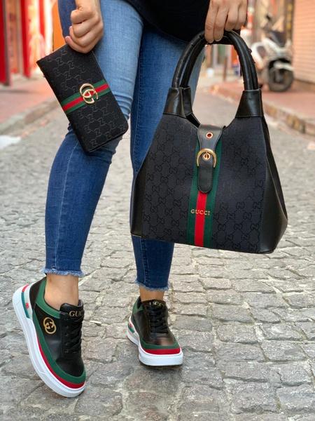 Gucci shoe picture