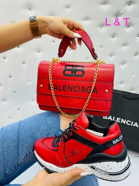 Balenciaga sneaker picture