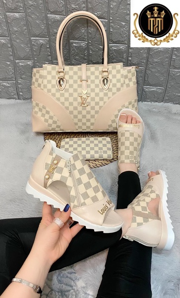 Lv shoes picture