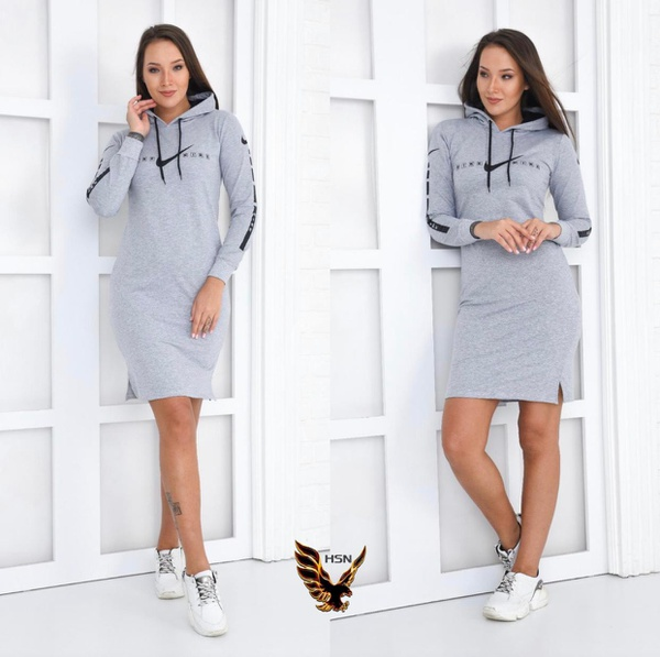 Nike hoodie dresses picture