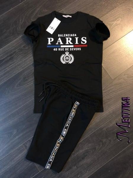 Balenciaga paris tshirt picture