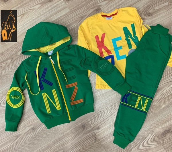 Kenzo tracksuit picture