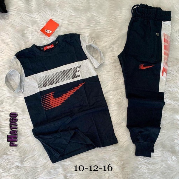 Nike tshirt and bottom picture
