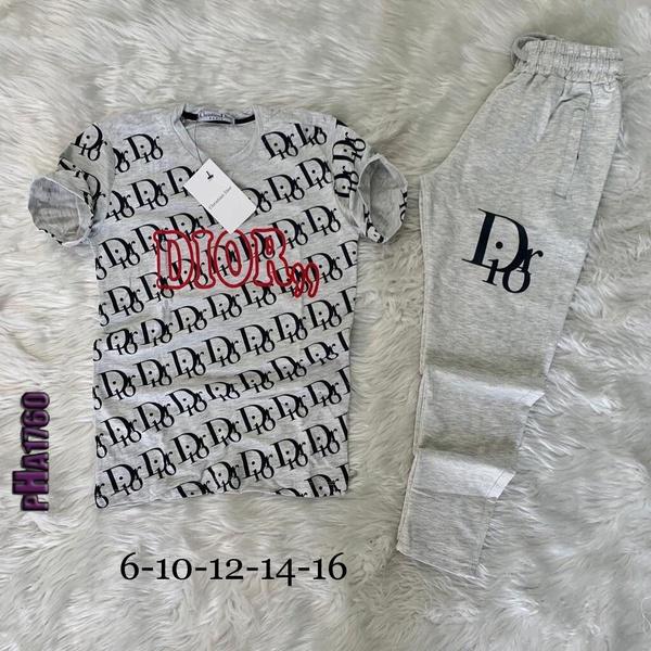 Dior tshirt n bottom picture