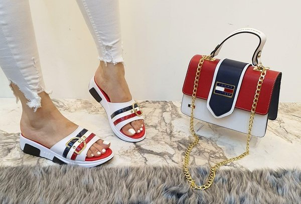 Tommy hilfiger sandals picture