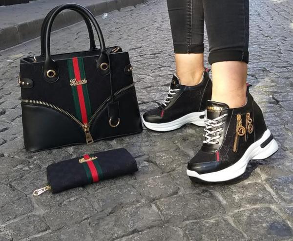 Gucci sneaker picture