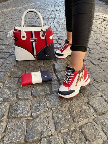 Tommy hilfiger sneakers picture