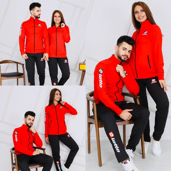 Lotto tracksuit picture