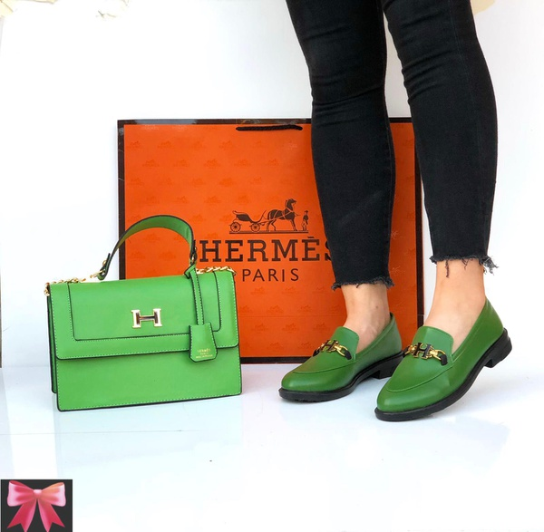 Hermes shoes picture