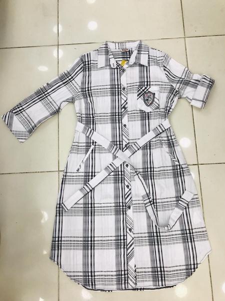 Shirt dress picture