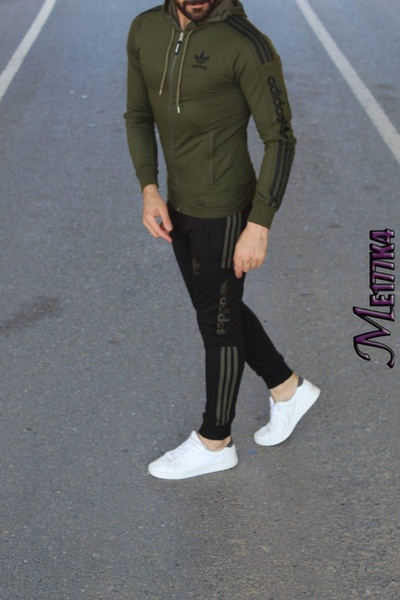 Adidas tracksuit picture
