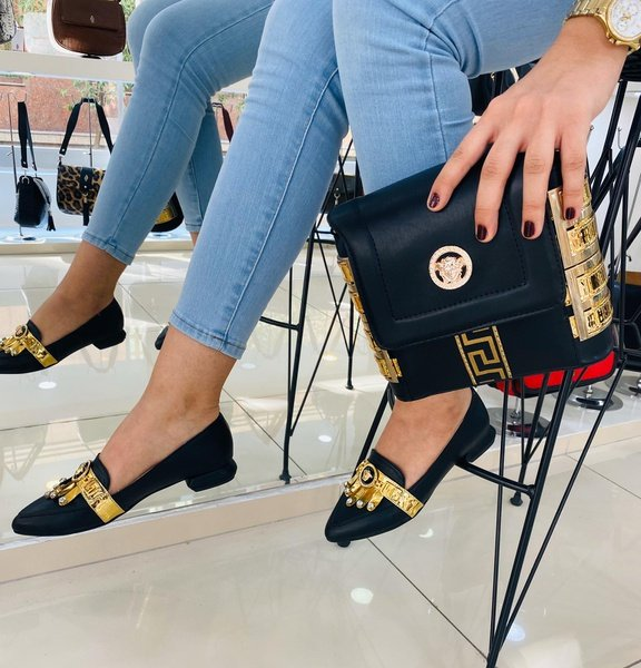 Versace shoes picture