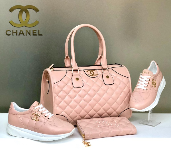 Chanel sneakers picture