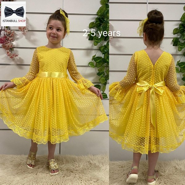 Meshy dresses picture
