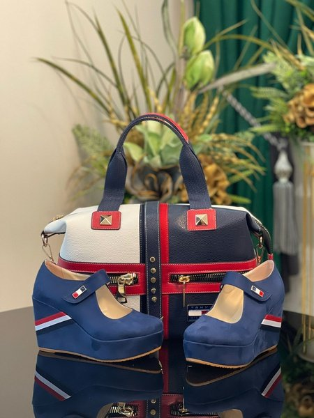 Tommy hilfiger wedges picture
